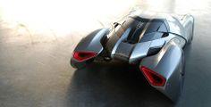 Cool Futuristic Car