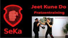 Jeet Kune Do Pratzentraining (Trainingseinblick)