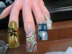 touch of creation by Dragonfly - Nail Art Gallery nailartgallery.nailsmag.com by Nails Magazine www.nailsmag.com #nailart