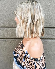 Gorgeous Blunt Cut Hairstyles