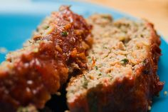 Gluten Free Meatloaf Recipe. This Is So Good-I added a quarter cup of crushed cornflakes, 1/2 each red/green bell pepper, seasoning salt instead of regular salt, and sweet baby ray's bbq sauce on top as directed. I like that you can convert onto cooking sheet for baking. For the meat eaters in my family.