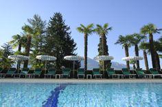 Esplanade Hotel Resort & Spa in Minusio (Schweiz) einfach günstiger buchen