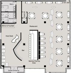 Small Restaurant Floor Plans                                                                                                                                                                                 More