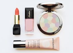 Guerlain Les Tendres Makeup Look for Spring 2015 #SS15