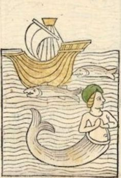 A medieval woodcut; I could not find further details