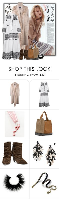 """""""522"""" by believelikebreathing ❤ liked on Polyvore featuring Polo Ralph Lauren, Dodo Bar Or, Free People, Marni, Isabel Marant, Tory Burch, Sweet Romance and cozychic"""