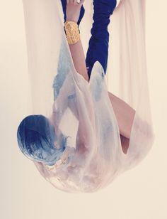 Ph. Benjamin Alexander Huseby   Stylist – Melanie Huynh (Paris: Management + Artists, New York: Management + Artists)   Hair – Neil Moodie   Makeup – Petros Petrohilos   Special Effects - Bart Hess