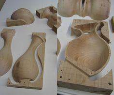 3D Media Studio II: Multiples » Paul Loebach- CNC