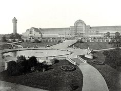 Joseph Paxton, Crystal Palace, London, England, 1851