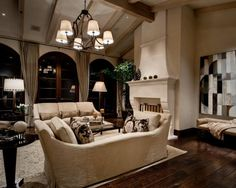 Photo of Classical Living Room project in Saratoga, CA by Alison Whittaker Design Inc