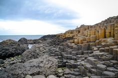 Giant's Causeway, Antrim, Ireland