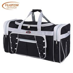 6dfb257c732d YUETOR OUTDOOR Big Capacity Gym Bag Sports Bags Large Outdoor Multifunction  Sporting Handbag Training Duffle Bag