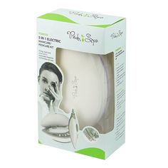 Amazon.com : ProduSpa ManiPro 5 in 1 Electric Manicure/Pedicure Kit, 5…