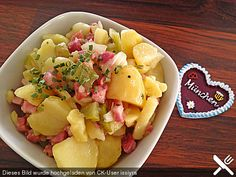 Bayrischer Kartoffelsalat, ein leckeres Rezept aus der Kategorie Kartoffel. Bewertungen: 127. Durchschnitt: Ø 4,3.