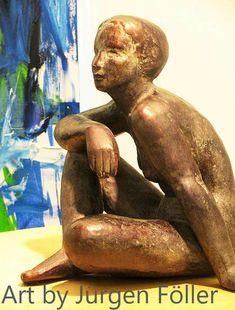Barrow Street, Mountain View, Statue, Art, Germany, Painting Art, Sculptures, Sculpture