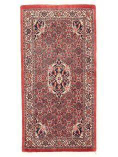 Tapis persans - Bidjar Fin  Dimensions:133x68cm
