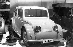 OG | 1933 Tatra V570 | Final Prototype