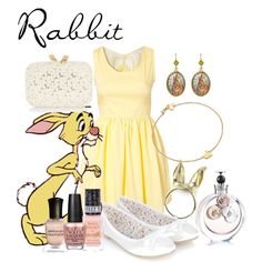 Rabbit by teammortis on Polyvore
