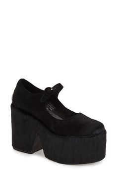 Jeffrey+Campbell+'Naya'+Mary+Jane+Platform+Pump+(Women)+available+at+#Nordstrom