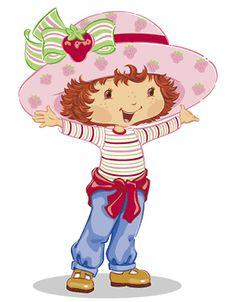 Strawberry Shortcake Cartoon Characters | Strawberry Shortcake Cartoon Character