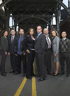 law and order svu cast - Google Search