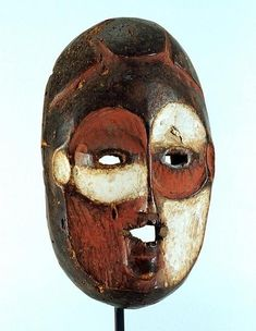 Democratic Republic of the Congo; Bembe peoples Mask