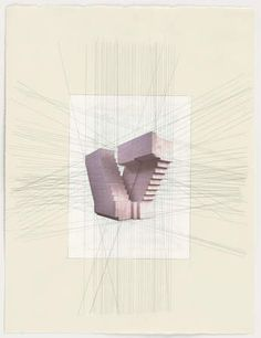 The Hammer Museum presents the first museum retrospective of drawings by British artist Rachel Whiteread. While her sculpture is well known and widely publishe… How To Draw Stairs, Rachel Whiteread, Tate Gallery, Tate Britain, Little Doodles, Found Art, A Level Art, Illustration, Contemporary Art
