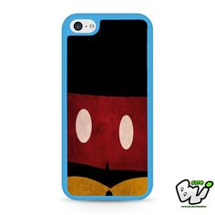 Hipster Mickey Mouse iPhone 5C Case