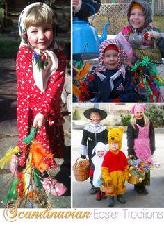Scandinavian Easter traditions