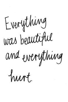 Exactly. Everything.
