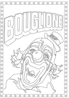 Coloriage Cirque Pdf.16 Meilleures Images Du Tableau Les Coloriages Du Cirque D Hiver