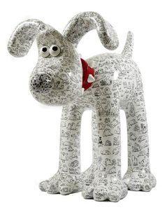 papier mache animals - Google Search                                                                                                                                                                                 More