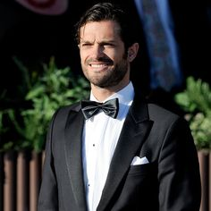 Pin for Later: The Hottest Pictures of Prince Carl Philip of Sweden