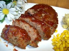 Meatloaf And Buttermilk Mashed Potatoes Recipe — Dishmaps