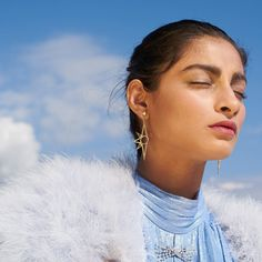 You are the sky. Everything else ...its just the weather Pema Chodron Love Explosion is now available online and Instore on pre-order deliveries will be December 15th. Explore the new capsule collection available at #zoeandmorgan and #walkerandhall only by our talented Morgan high in the mountains of Nepal #skywardearrings #loveexplosion Pema Chodron, Nepal, Eye Candy, December, Weather, Sky, Drop Earrings, Explore, Mountains