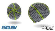 Crochet Hazelnut Beanie - slip stitch crochet / bosnian crochet - english version part 1 - YouTube