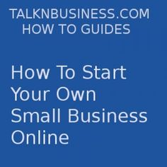 Need some quick and free tips for starting an online business?  #Online #Business