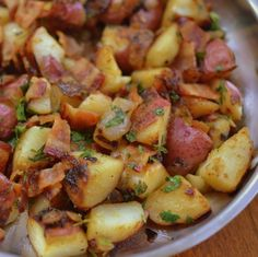 Skillet German Potato Salad (9)