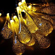 Blog di Recensioni Prodotti e Utili Consigli   Darcy's Reviews: Luci LED Forma Goccia Bolla Cristallo Strisce Led ...