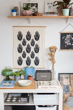 There's no shortage of places to purchase art prints that you love, but sometimes you're on the hunt for something a little more unique—and maybe a little more affordable. If so, this may be the incredibly easy art hack for you.