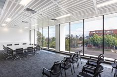 Southport Uniting Church - C Kairouz Architects Open Space Office, Office Space Design, Workplace Design, Church Office, Water Storage Tanks, Server Room, Community Space, Multipurpose Room, Education Architecture