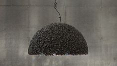 The Duchess pendant lamp, gray anthracite | MAMMALAMPA