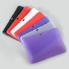 Anti-slip TPU Case Cover For Samsung Galaxy Tab 2 10.1 P5100 P5110