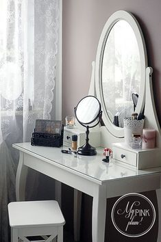 romantic pink bedroom ikea - Google keresés