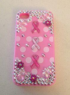 IPhone 4/4S Swarovski Crystal case on Etsy, $40.00