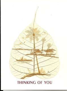 No two leaf or leaf art exactly alike  Not a print, photo or painting but handmade leaf art collectible by museumshop,  No two leaves or leaf art looks exactly alike.  Start your collection NOW