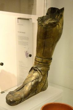 Leg from a Large Roman Statue from Milsington (by Osama Shukir Muhammed Amin) -- Under Roman occupation, Scotland was an unwilling part of a huge empire whose system and ways were entirely alien to its native people. The price of rÉ Ancient Rome, Ancient Art, Ancient History, Fall Of Constantinople, History Encyclopedia, Roman Britain, Cradle Of Civilization, Roman Sandals, Roman History