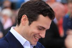 Henry Cavill returns to Jersey for Man of Steel Premiere