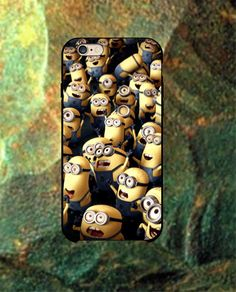 Find everything but the ordinary My Minion, Minions, Iphone 5s, Iphone Cases, Despicable Me, The Ordinary, Galaxies, Gadgets, The Minions