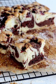 Polish Desserts, Polish Recipes, Breakfast Menu, Breakfast Recipes, Cookie Recipes, Dessert Recipes, Quiche, Something Sweet, Cake Cookies